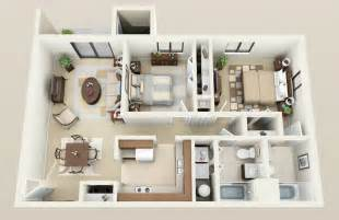 2bedroom luxury apartment hotel r mediterranean house plan with 3744 square feet and 4