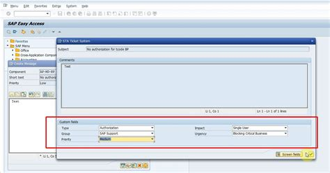 solution manager service desk enhancement for sap solution manager service desk