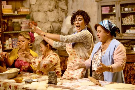 Go On Do It Now where do we go now from nadine labaki the new york times
