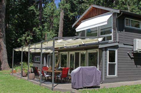 pikes awnings clackamas river patio screens