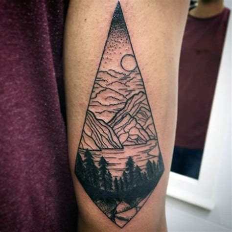 small simple tattoos  men manly ideas  inspiration