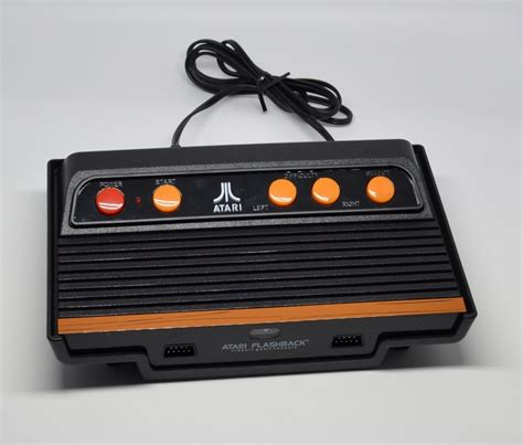 atari console atari flashback 7 with new list and review