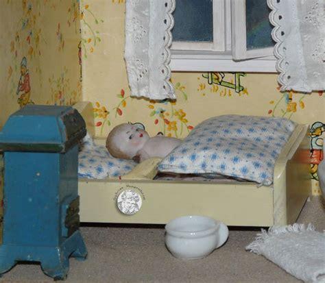 Schlafzimmer 20er Jahre by Vitrinen Puppenhaus Mit Gr 252 Nderzeit Deco M 246 Beln Und