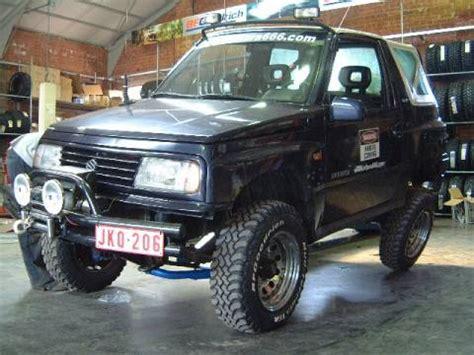 Suzuki Vitara 4x4 Modifications Suzuki Vitara 1984 1600 Jlx 16v 4x4 Roads