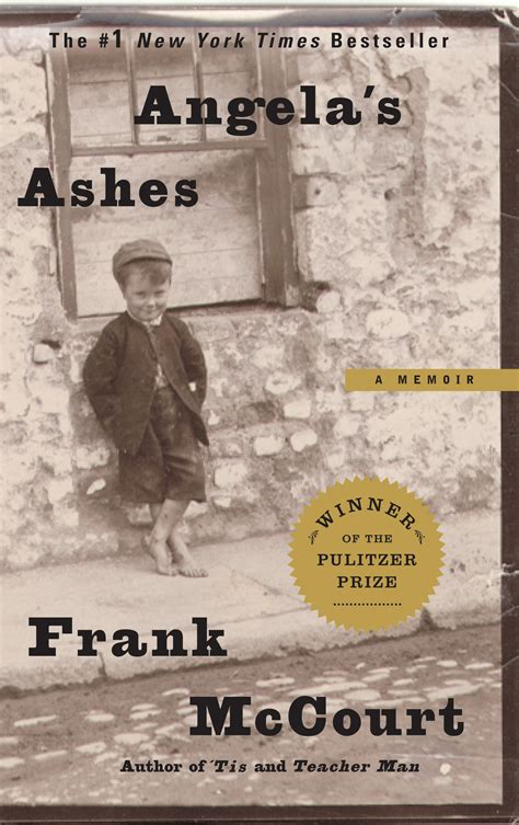 ashes books angela s ashes book by frank mccourt official