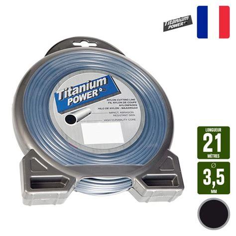 Premiere Box 4735 by Fil D 233 Broussailleuse Titanium 174 Coque Rond 3 5 Mm X 21 M