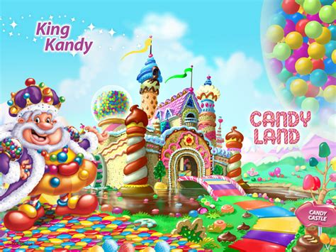 Duke Of Swirl Candyland