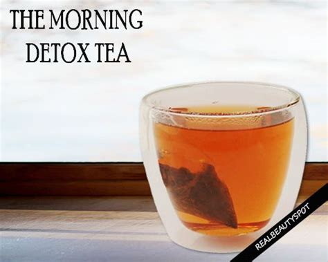 Calories In Detox Tea by Morning Detox Tea Recipes For Healthy And Glowing