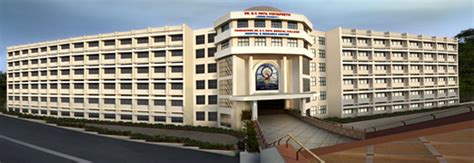 Dy Patil Akurdi Mba Fees by About College Hospital College