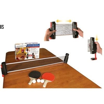 ping pong set for any table sportcraft portable table tennis ping pong play set