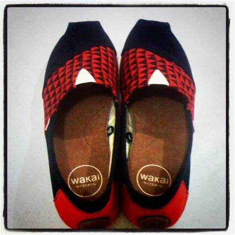 Sepatu Wakai Wedges Wakai Shoes Wakai Shoes