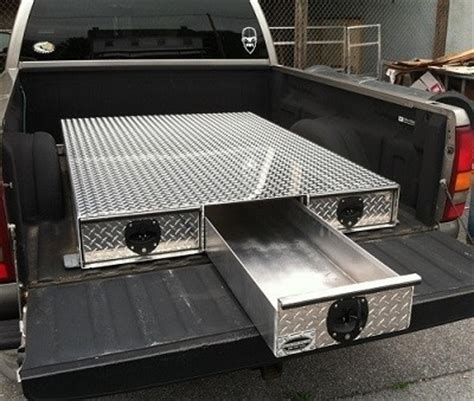 Truck Bed Tool Drawer by Bb48 3lp Series Truck Bed Tool Box 3 Drawer 48 Quot L X 48 Quot W