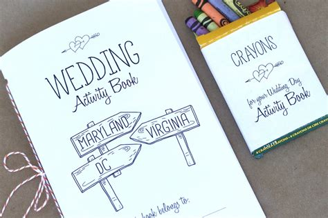 activity book template free printable wedding activity book united with