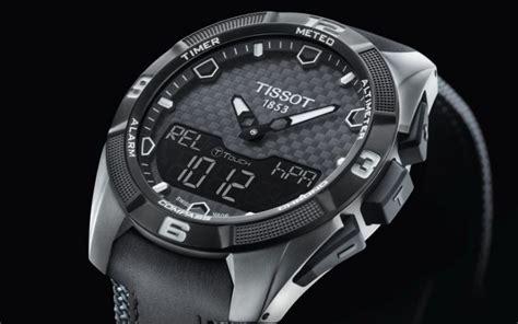 Jam Tangan Tissot Digital tissot t touch jam canggih dengan layar sentuh