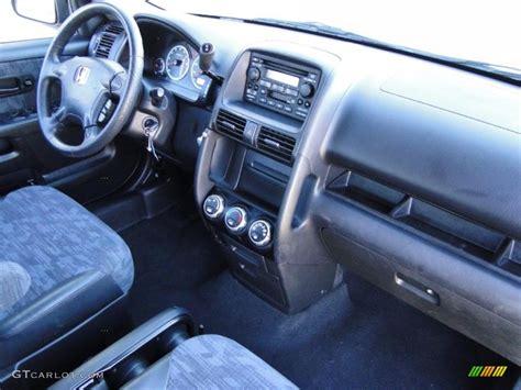 honda upholstery gray interior 2003 honda cr v lx photo 39470766