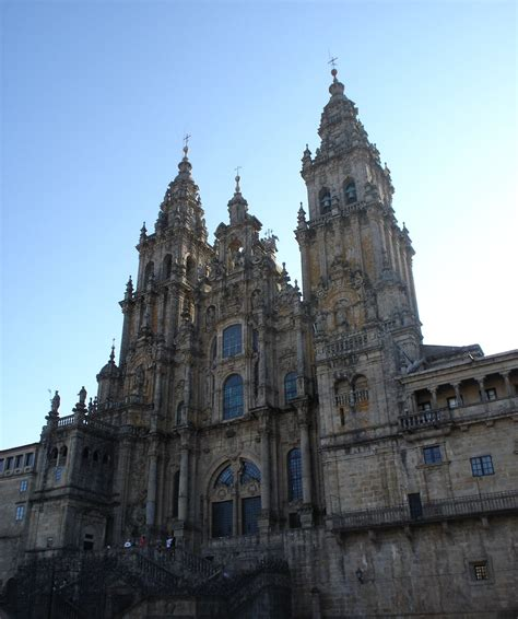 Good Spain Churches Cathedrals #3: Santiago01.jpg