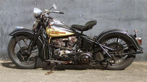 Knucklehead Harley Davidson 1939 harley davidson el knucklehead s65 las vegas 2016