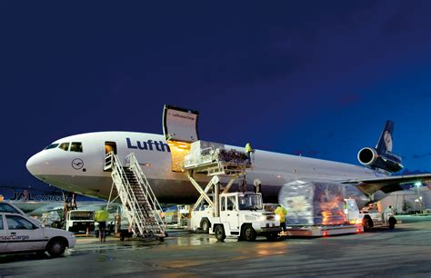 capacity management strategy pays for lufthansa cargo in a weaker market the loadstar