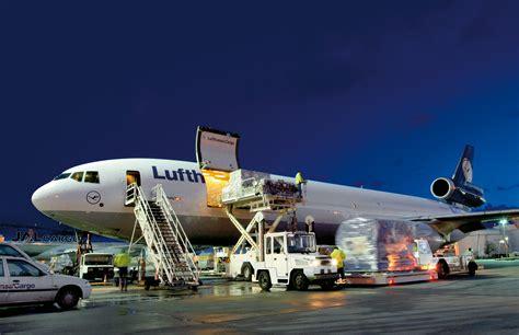 capacity management strategy pays   lufthansa cargo
