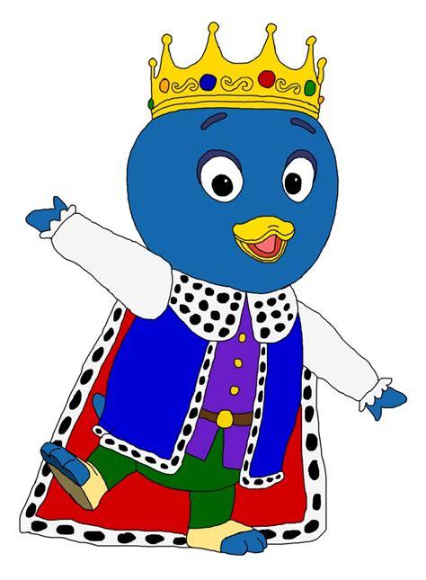 Backyardigans King Pablo King Pablo The By Kingleonlionheart On