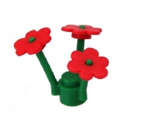 lego flower bouquet minifigure minifig flowers plant stem new ebay