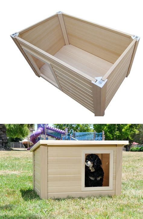 measurements for a dog house why size matters when considering a dog house new age pet the best for your pet