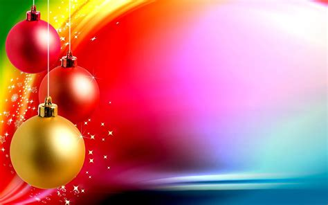 colorful christmas decorations on a multicolored
