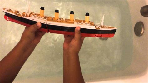 titanic toy boat videos titanic submersible toy www imagenesmy