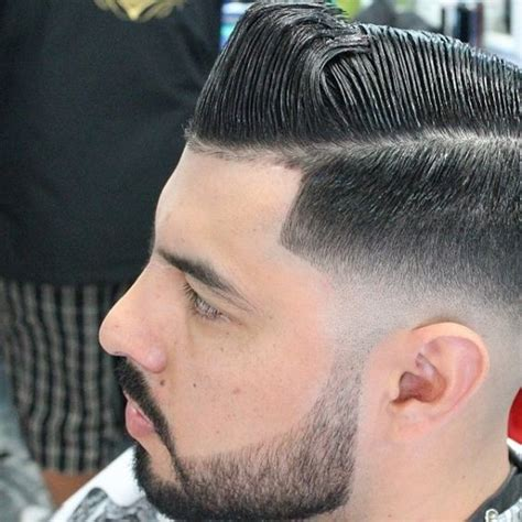 weightline mens haircut pomp fade quot hashtag barber love quot pinterest the o jays