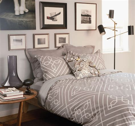 dwell studio bedding dwellstudio trellis bedding in dove modern duvet