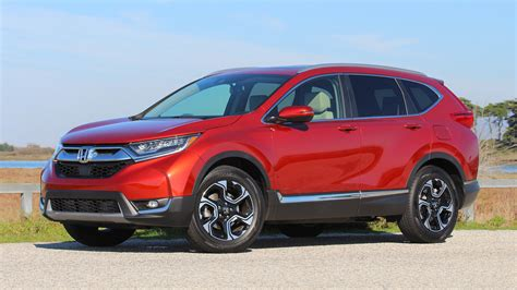 first honda 2017 honda cr v first drive just right yet again