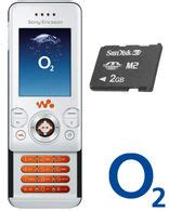 Memory Card Hp Sony Ericsson sony ericsson w580i walkman 2gb memory card o2 talkalotmore pay as you talk review compare