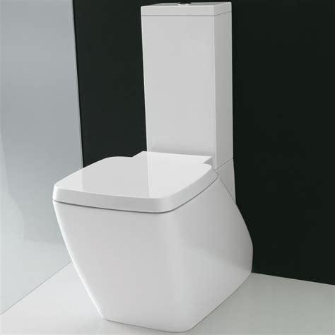 axa stand wc mit spuelkasten serie  romano adolini