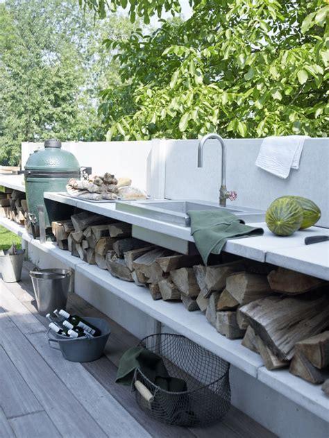 Cuisine D été Couverte 121 by This Look The Ultimate Outdoor Kitchen Gardenista