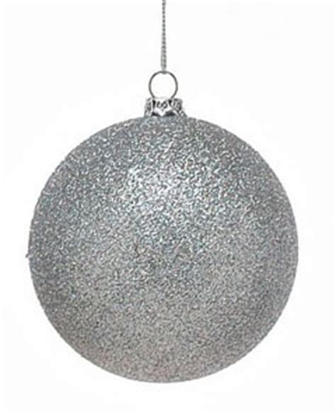 Wholesale Home Decorations frosted baubles the final touch for your christmas tree