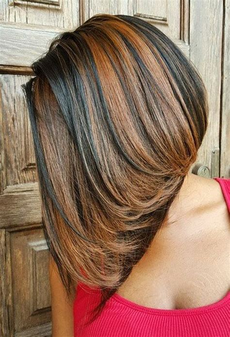 caramel and blondebob styles sew hot 40 gorgeous sew in hairstyles