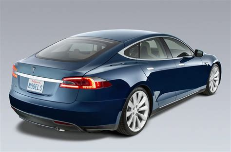 2013 Tesla S Price 2013 Tesla Model S Unveiled Machinespider
