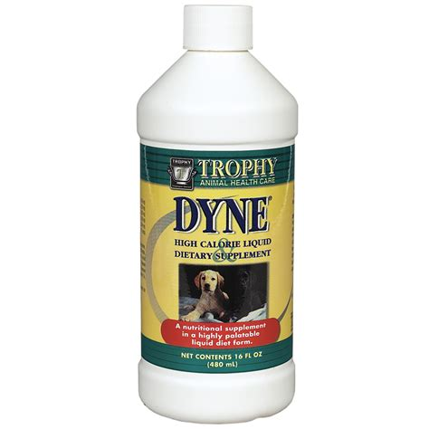 dyne for puppies dyne for dogs high calorie dyne supplement 16 fl oz