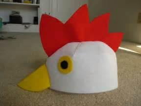 How To Make A Paper Baseball Cap - robot chicken costume costumes chicken costumes and