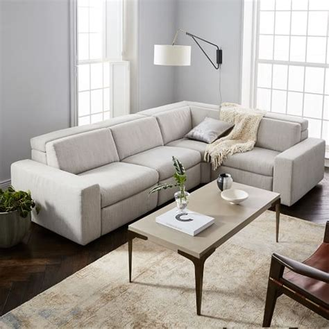 enzo sofa west elm enzo full sleep store 3 seater sectional west elm