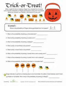 probability worksheets for second graders probability