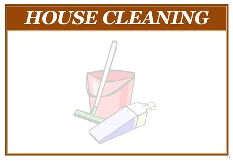 free templates for house cleaning house cleaning flyer