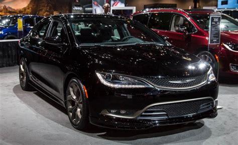 chrysler s 200 chrysler announces 200s 300s alloy editions news car