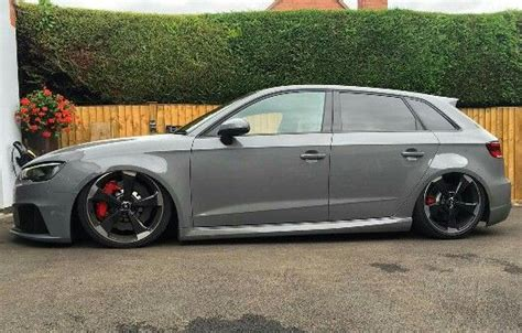 nardo grey rs3 nardo grey rs3 dumped by plush automotive audi
