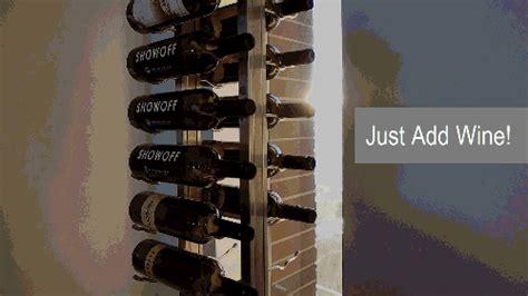 custom wine racks  kit metal wine racks