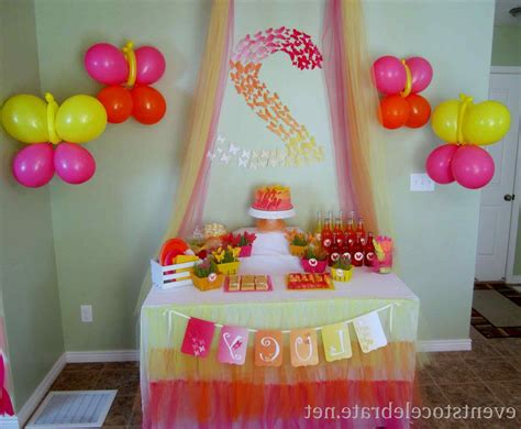 1st birthday decoration at home 1st birthday party simple decorations at home siudy net