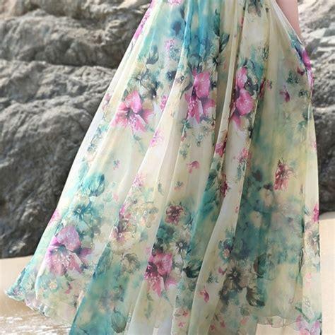lavender chiffon skirt maxi skirt silk chiffon