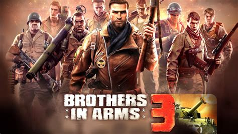 in arms 2 apk data brothers in arms 3 mod apk mega mod v1 4 3d for android
