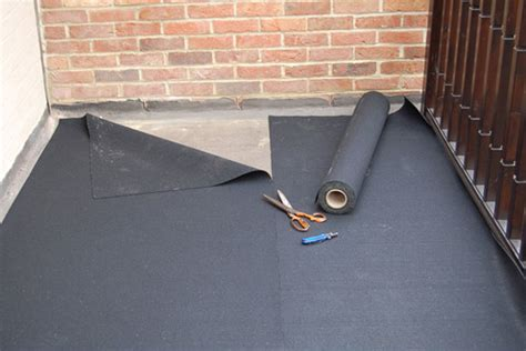 waterproofing protection for flat roofs balcony and roof