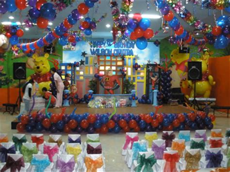 birthday party, kids party birthday party room decorations